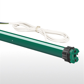 Electronic roller shutter motors and accessories