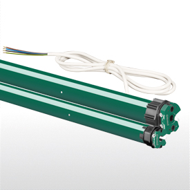 Mechanical roller shutter motors and accessories