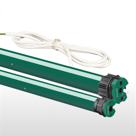 Radio-controlled roller shutter motors and accessories
